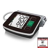 Medisana BU 516 Oberarm-Blutdruckmessgerät schwarz ohne Kabel, Arrhythmie-Anzeige, WHO-Ampel-Farbskala, für präzise Blutdruckmessung und Pulsmessung mit Speicherfunktion